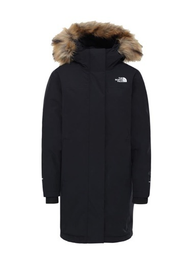 The North Face The North Face Arctic Kadın Parka Siyah Siyah